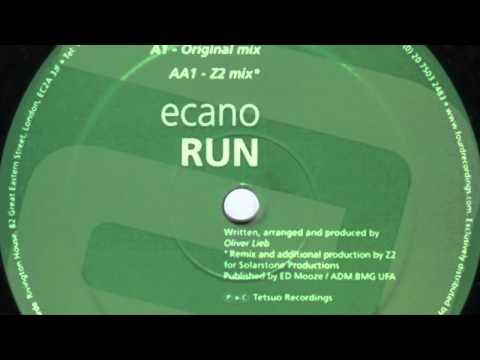 Ecano - Run (Z2 Remix)