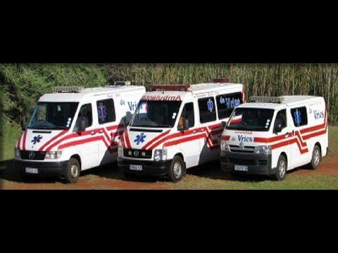 De Vries Ambulance Academy - Class Of September 2014