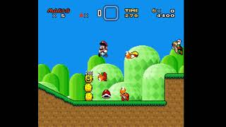 Super Mario Fooland (Blind) || SMW Hacks – Let's Play