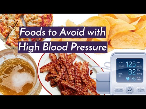 Foods to avoid with high blood pressure | Health and Beauty