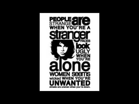 Elica Blazevic - People are strange ( The Doors karaoke cover )
