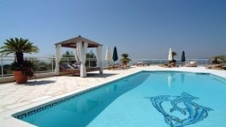 Luxe TV programme featuring Royal Villas Europe properties and services