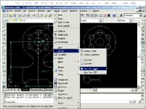 video tutorial AutoCAD . tutoriales en 3D autocad bloques   Doovi
