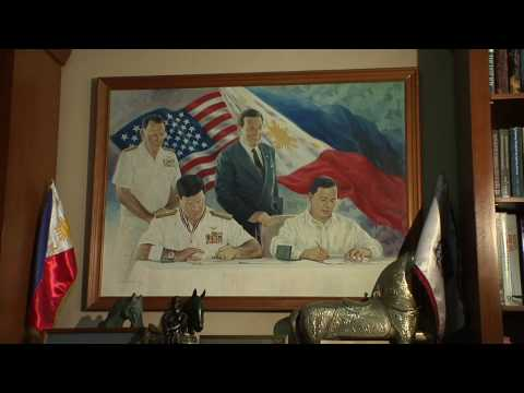 Former U.S. bases in the Philippines transform and thrive