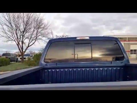 2016 F-250 4x4 Diesel Lariat Blue Jeans Walkaround video Chris Corbett