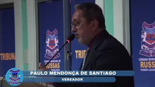 Paulo Santiago Pronunciamento de Russas 03 04 18