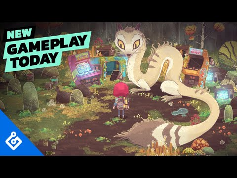 Новый геймплей The Wild at Heart – игра выходит на следующей неделе, сразу в Game Pass