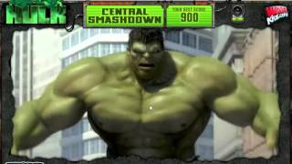 Hulk Central Smashdown Gameplay