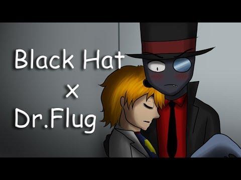 Black Hat x Dr. Flug Mini Comic Yaoi :3