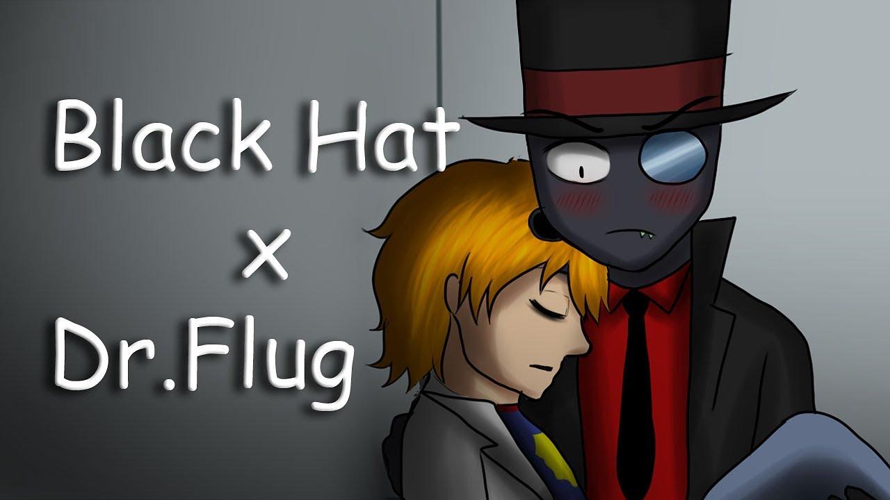 Black Hat x Dr Flug Mini Comic Yaoi 3  YouTube