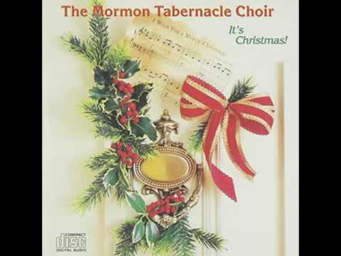 The Mormon Tabernacle Choir Its Christmas