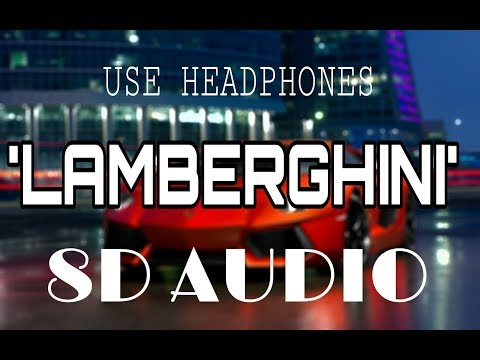 Lamberghini - Doorbeen Feat Ragini  (8D AUDIO)/ Use Headphone 🎧 /