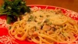 Linguine With Clam Sauce: Easy Entertaining #33