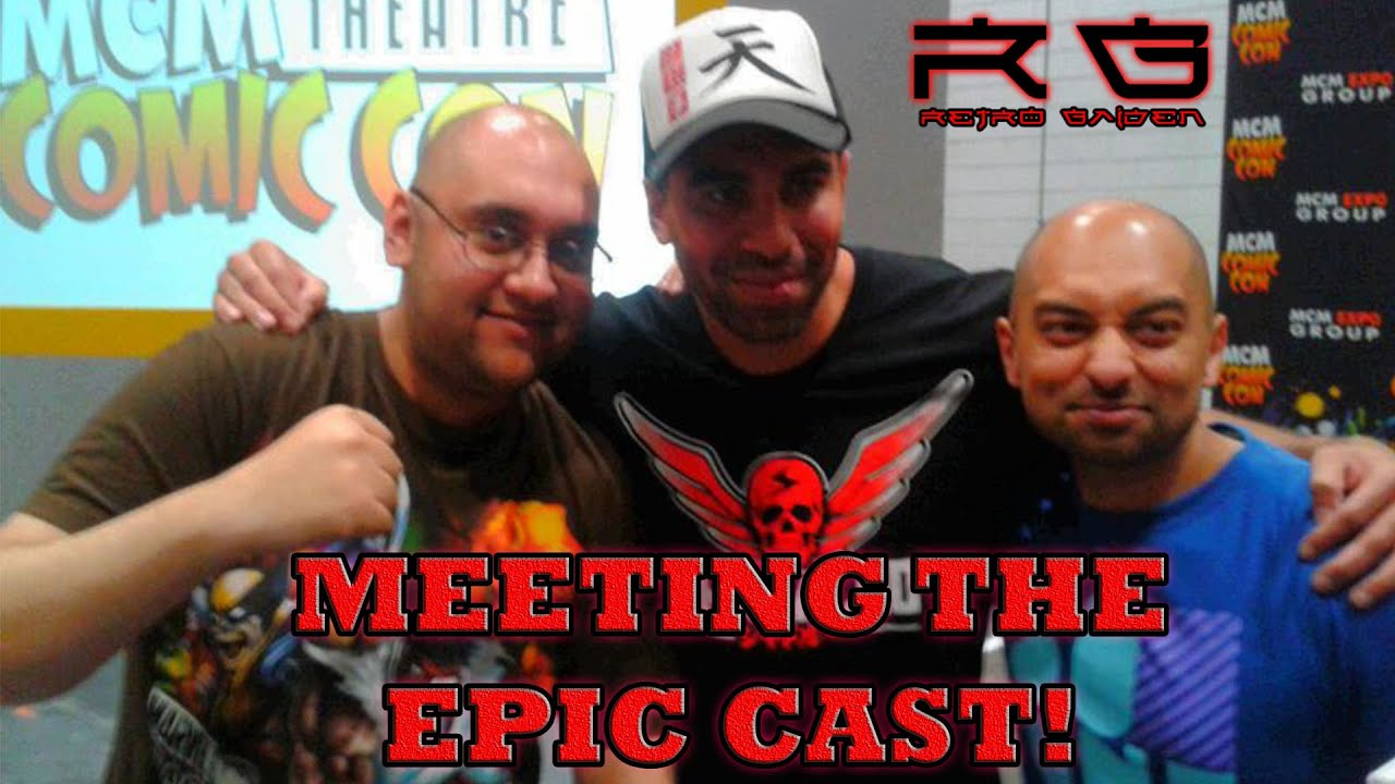 Meeting The Cast Of Street Fighter Assassin S Fist Youtube