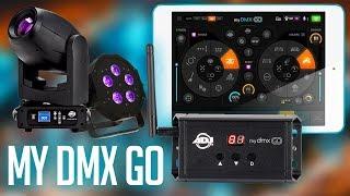 ADJ mydmx GO DMX-Beleuchtungsteuerung American DJ