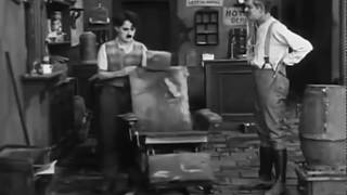 king of silent comedy charlie chaplin  Must watch