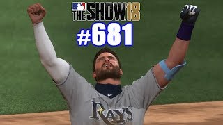 THE GREATEST ATHLETE IN HISTORY! | MLB The Show 18 | Road to the Show #681