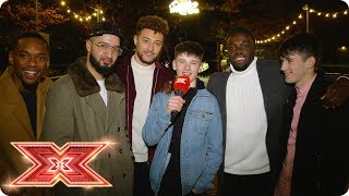Rak-Price have all the festive fun! | Live Shows | The X Factor 2017