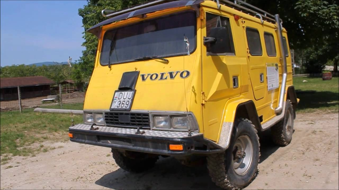 Volvo Laplander c303 Blaupause