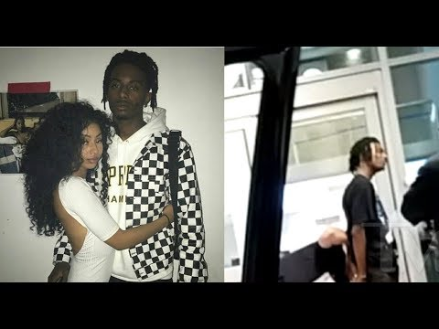 Playboi Carti Arrested after Cops say he was aggressive with his girlfriend at airport.
