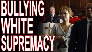 Bullying White Supremacy