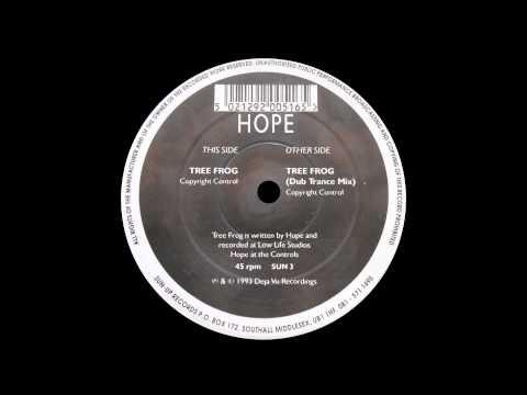 Hope - Tree Frog
