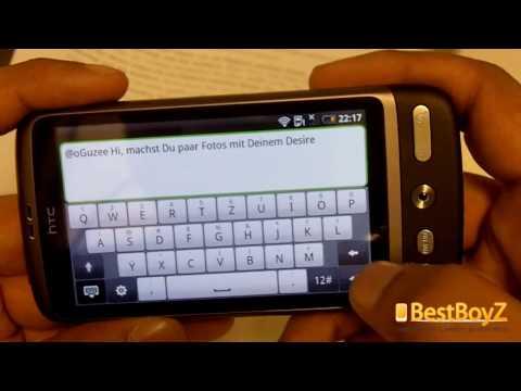 (HD) Review / Vorstellung: HTC Desire | BestBoyZ