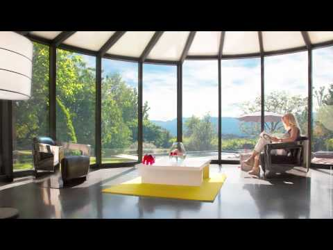 agrandir sa maison avec une v randa akenaverandas youtube. Black Bedroom Furniture Sets. Home Design Ideas