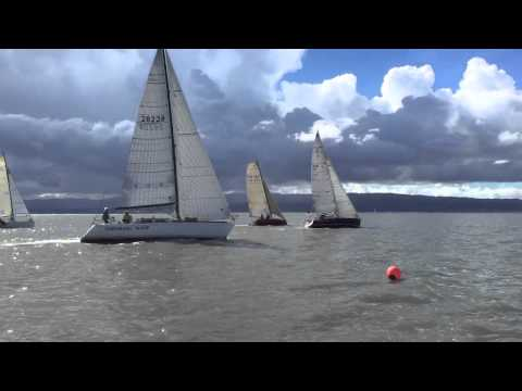 Sequoia Yacht Club Single / Double Handed Series #1 - Race