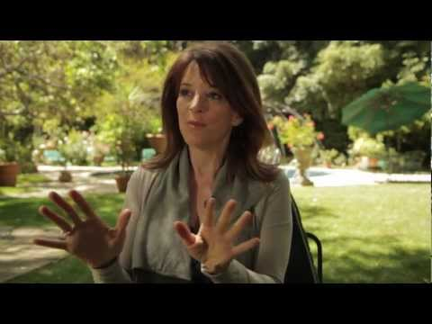 Marianne Williamson with Sebastian Siegel in AWAKENING WORLD (LoveSexGod part 1)