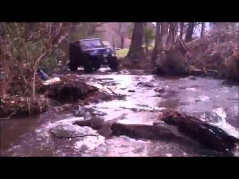 Roan mountain Tn mudders