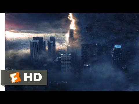 The Day After Tomorrow 15 Movie   Tornadoes Destroy Hollywood 2004 HD