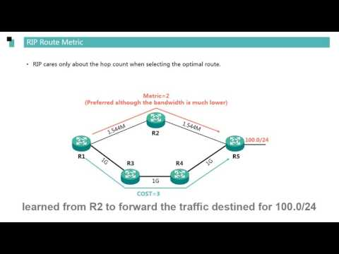 Huawei Router Dynamic Routing Protocol Feature Description