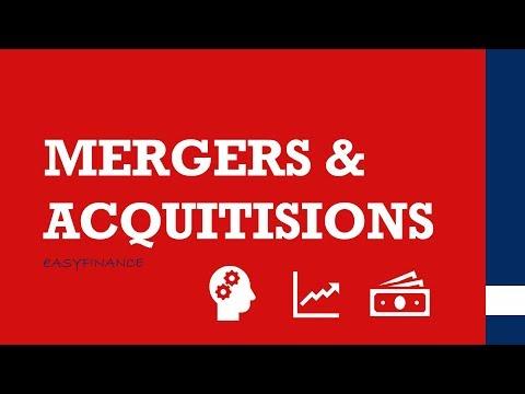 M&A EINFACH ERKLÄRT (Mergers and Acquisitions)