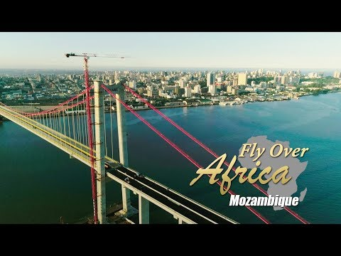Fly over Africa: The Republic of Mozambique