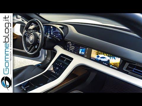 Porsche Mission E Cross Turismo | HOW IT'S MADE the INTERIOR and EXTERIOR Car Design