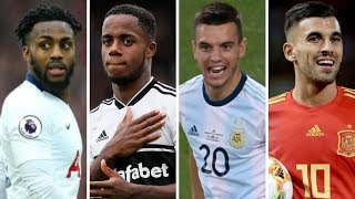 Is Danny Rose Leaving? | Sessegnon Incoming? | Lo Celso Update | Dani Ceballos Deal Close