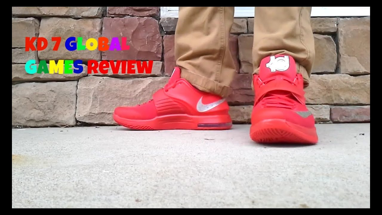 check out e2503 0f6bd Nike KD 7 VII