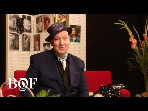 Stephen Jones | Fashion At Work