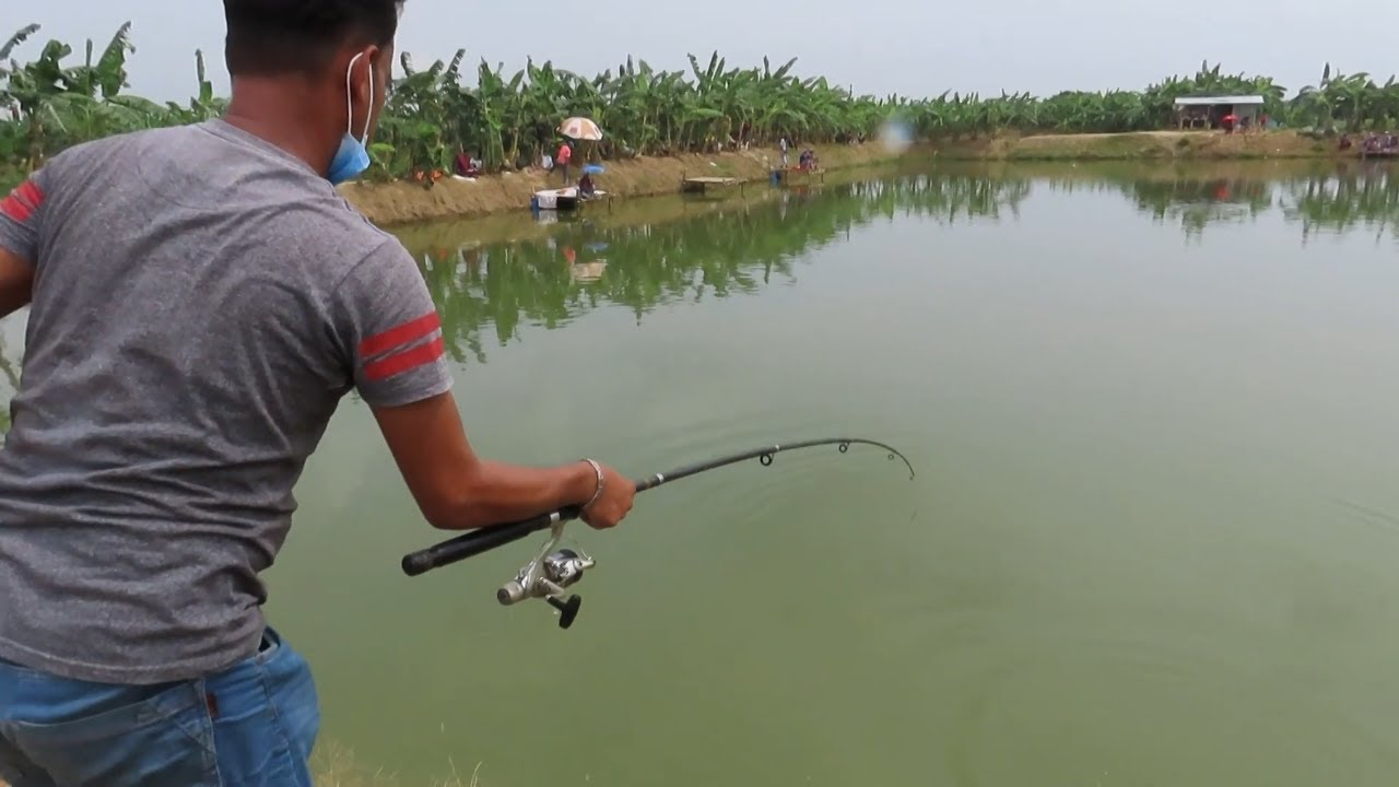 A Village Fishing Series Videos By Fish Spark