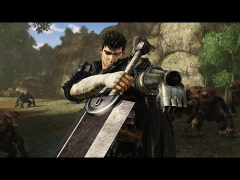 Berserk and the Band of the Hawk: 7 Minutes of Gameplay from TGS 2016 (1080 60FPS)