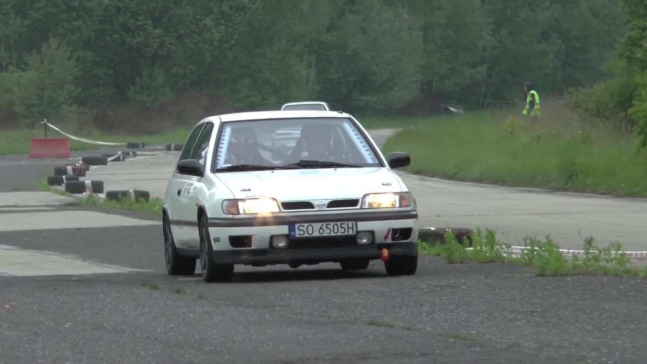 3 Runda SMT 2017 – Tomasz Tatarczuch / Patryk Bijak – Nissan Sunny