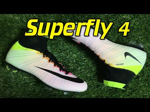 Nike Mercurial Superfly 4 Radiant Reveal Pack - Review + On Feet