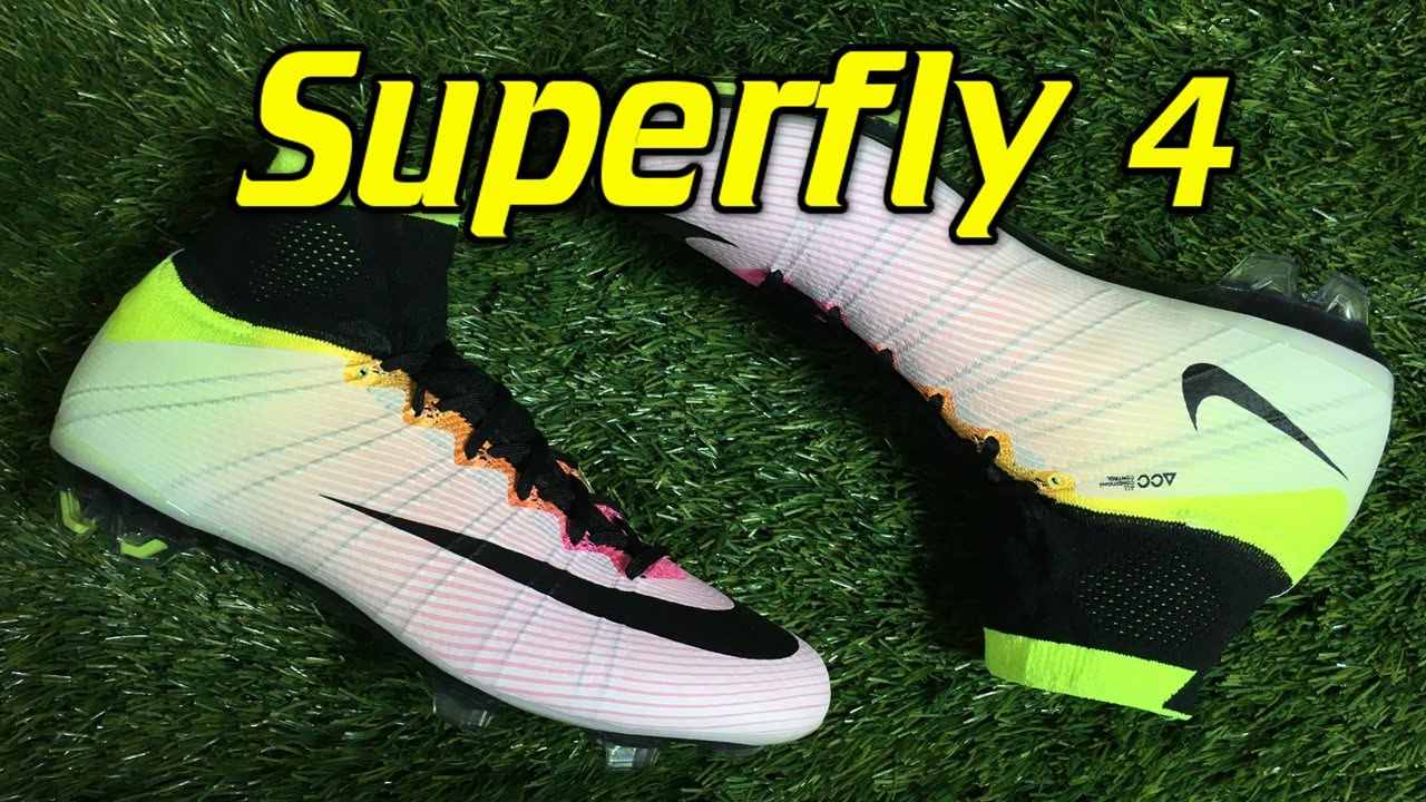 144037025f6 Nike Mercurial Superfly 4 Radiant Reveal Pack - Review + On Feet - YouTube
