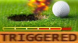 *TRIGGERED* FULL POWER CHALLENGE! (Golf With Your Friends)