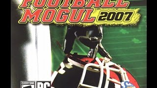 Unboxing Football Mogul 2007 PC [video 43]