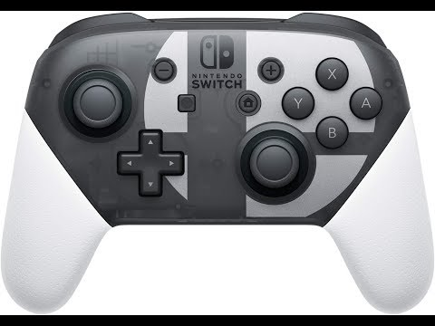 Build your own Super Smash Bros Ultimate Pro Controller. thumbnail