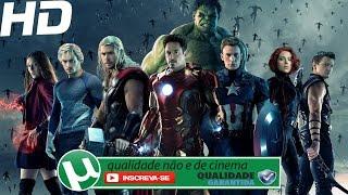 como baixa Os Vingadores 2 dublado em português Avi+mkv+Rmvb