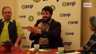 """Puzsér az LMP újpesti fórumán: """"Nem fogom megváltoztatni a programomat"""""""