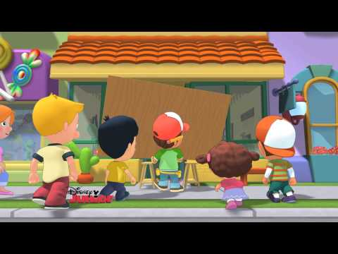 Handy Manny  Opening Titles